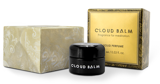 Cloud Balm, In partnership with the local dispensary of the Dzongsar Valley, our laboratory has developed this cloud balm, a fragrance exclusively made of odoriferous plants among the most valuable of the Tibetan pharmacopoeia, such as Spama